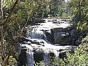 Agnes Falls in Sth Gippsland